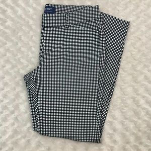 Old Navy 4 Pixie Pants Mid Rise Cropped Ankle